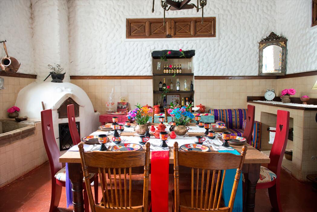 hotel-boutique-casa-de-hacienda-su-merced-galería-cocina